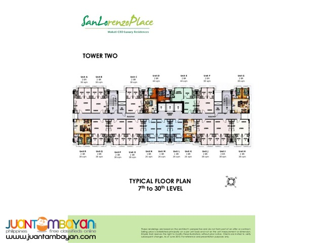 10% PROMO DISCOUNT Until Jan.31 ONLY!Condo Units for Sale Makati