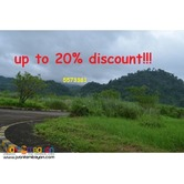 Lot For Sale at Palo Alto-Baras Rizal-Marcos Highway
