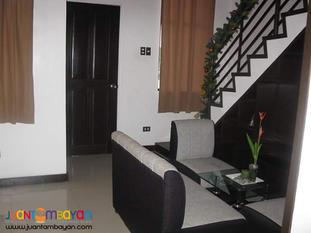 Affordable Townhouse Along Aguinaldo Highway