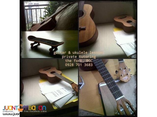 guitar lessons makati