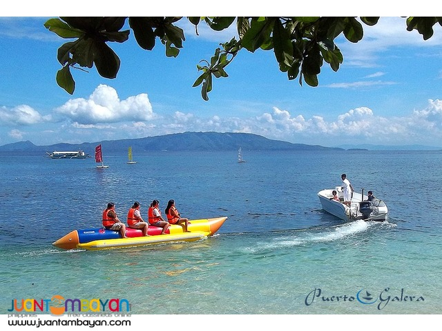 Gorgeous collection of bays - Puerto Galera package
