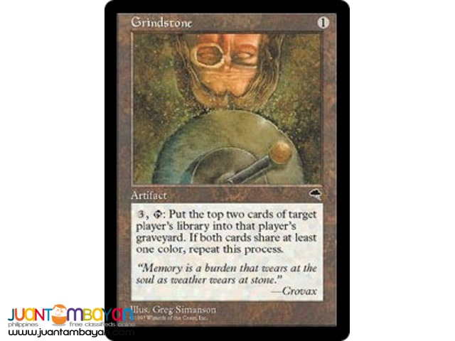 Grindstone (Magic the Gathering Trading Card Game)