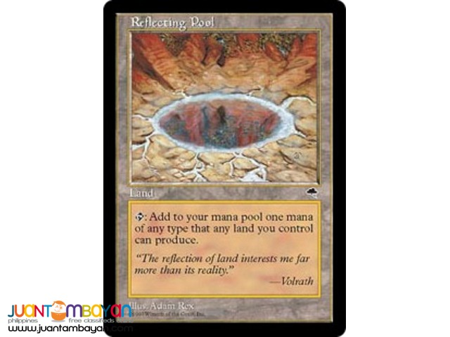 Reflecting Pool (Magic the Gathering Trading Card Game)