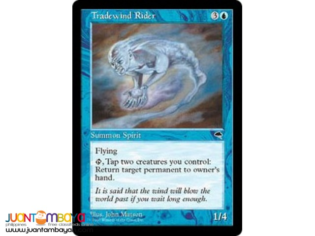 Tradewind Rider (Magic the Gathering Trading Card Game)