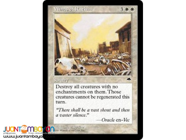 Winds of Rath (Magic the Gathering Trading Card Game)