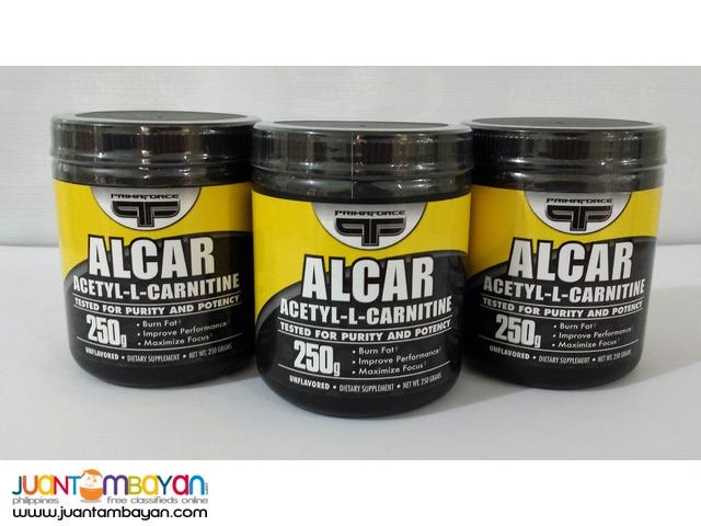PrimaForce:ALCAR 250 g 500s Acetyl L carnitine
