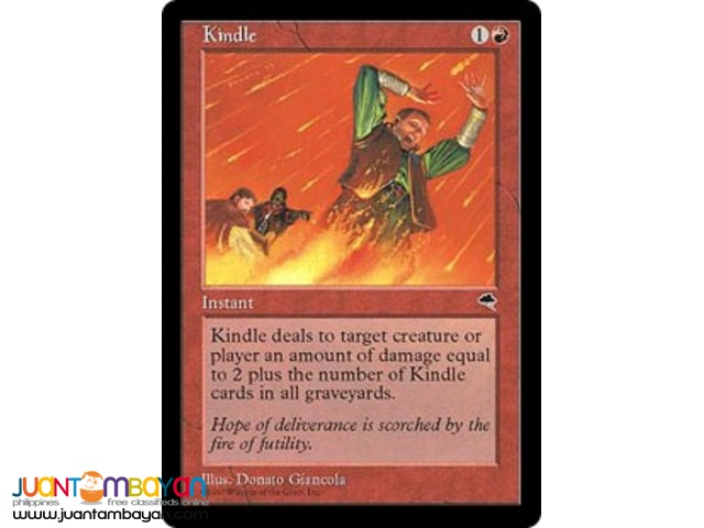 Kindle (Magic the Gathering Trading Card Game)