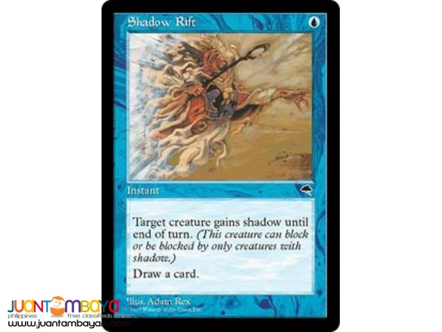 Shadow Rift (Magic the Gathering Trading Card Game)