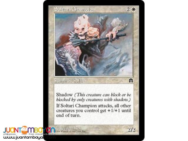 Soltari Champion (Magic the Gathering Trading Card Game)