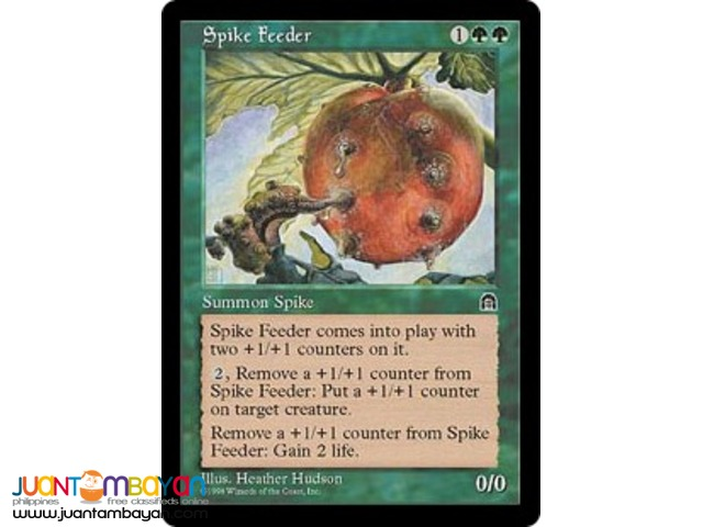 Spike Feeder (Magic the Gathering Trading Card Game)