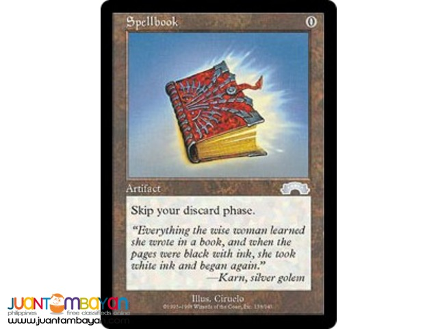 Spellbook (Magic the Gathering Trading Card Game)