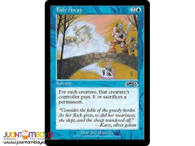 Fadeaway (Magic the Gathering Trading Card Game)