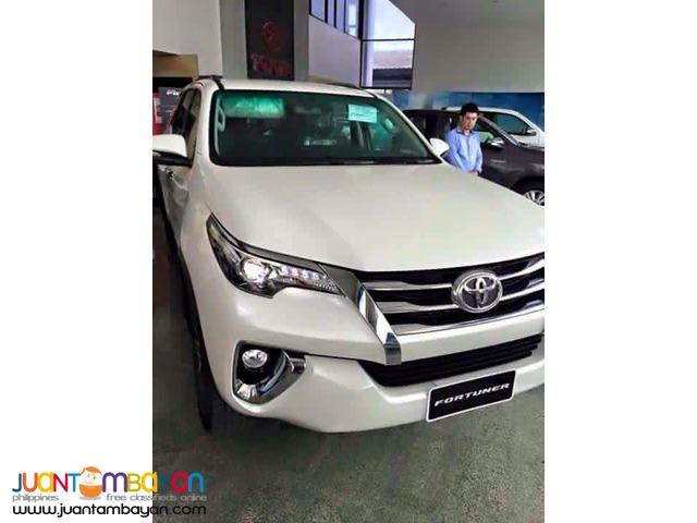 Toyota 2016 Full Model Change Fortuner