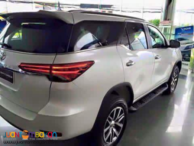 Toyota 2016 Full Model Change Fortuner