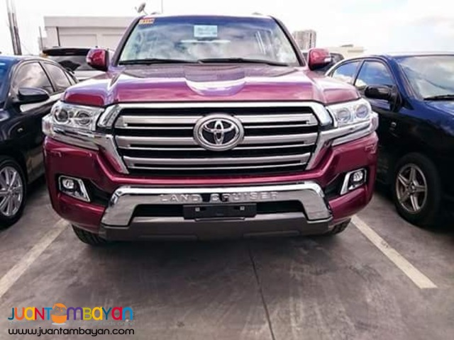 2016 Toyota Land Cruiser 200 and land Cruiser Prado