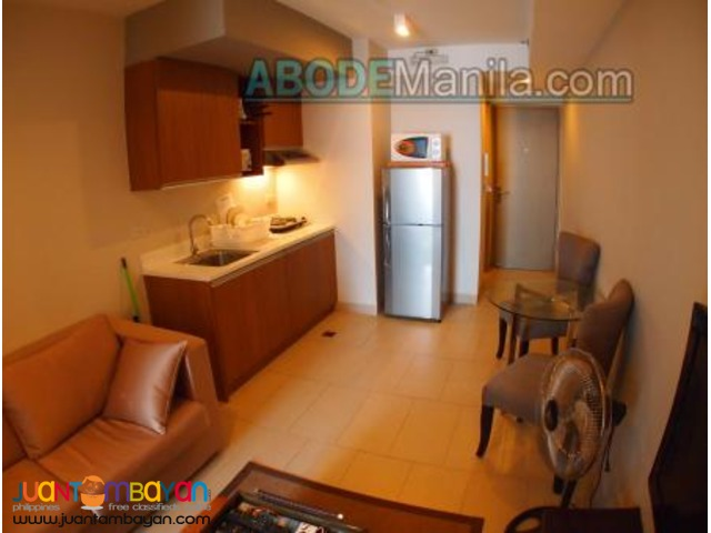 Chic 1 Bedroom in Antel Spa Makati Ave.