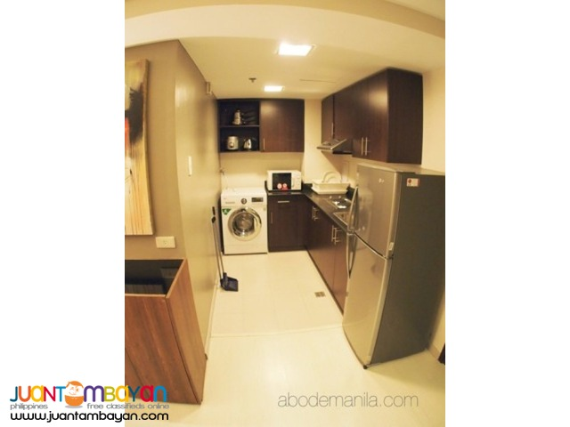 Executive 1 Bedroom in A Venue Residence - Makati