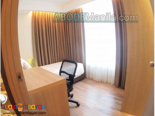JR 2 Bedroom in Serenity Tower Makati