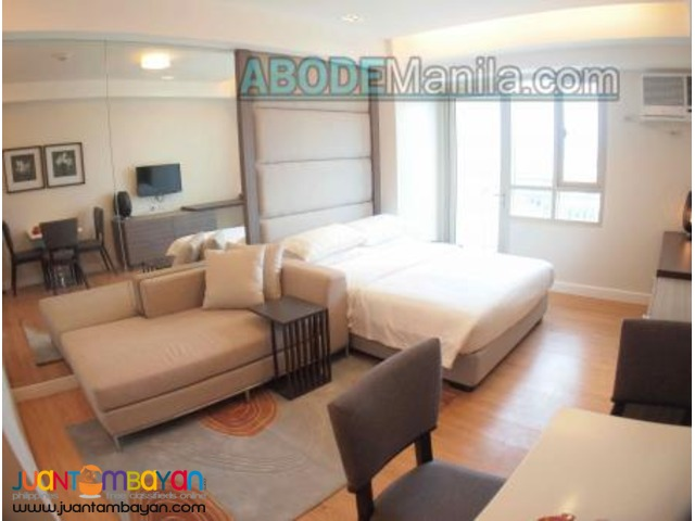 Spacious Studio in The Grove by Rockwell - Ortigas