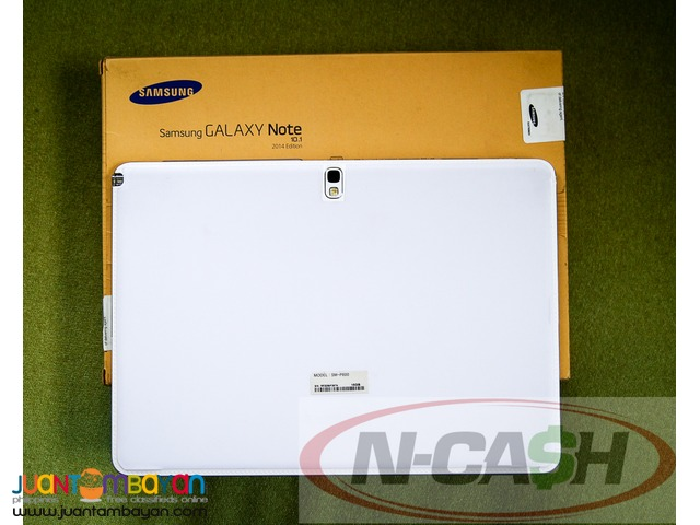 Gadget Pawnshop by N-CASH - Samsung Galaxy Note 10.1 2014 Edition