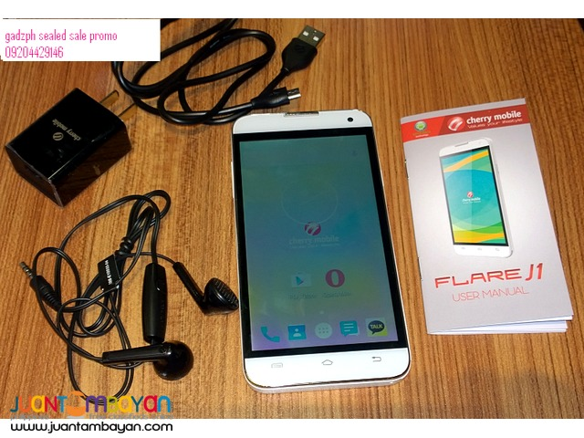 cherrymobile flare J1 brand new
