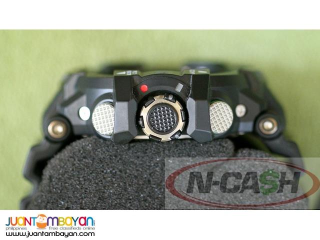 N-CASH Watch Pawnshop - Casio G-Shock GRAVITYMASTER GW-A1100-1A3DR
