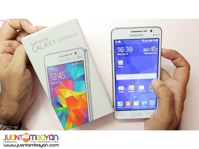 SAMSUNG GALAXY GRAND PRIME SALE SEALED BRAND NEW ORIGINAL.