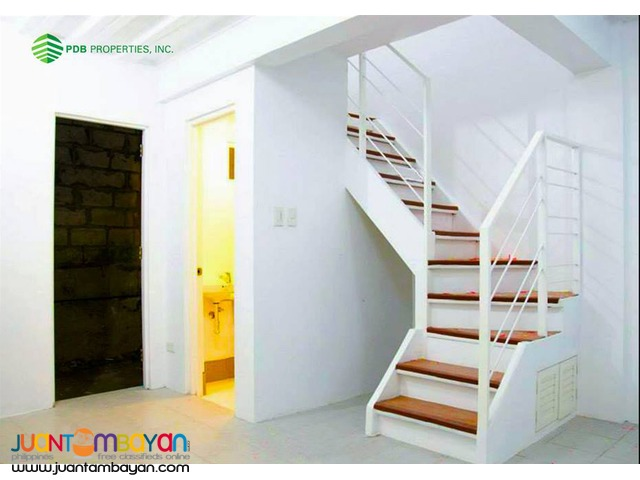 Buy 2-storey townhouse in Muntinlupa City near Filinvest City