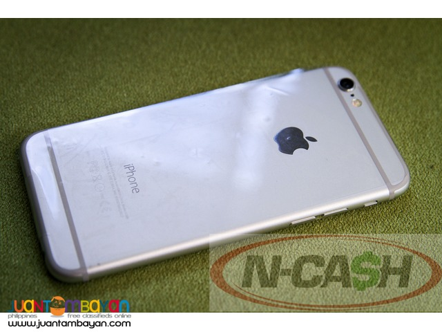 N-CASH Gadget Pawnshop - Apple iPhone 6 16GB Factory Unlocked