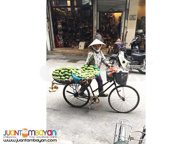 Vietnam tour, to its Capital, Hanoi
