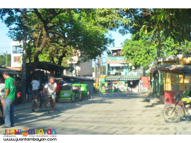 60 sq, Lot For Sale at Manggahan Burgos Rizal
