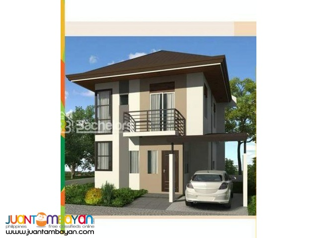 House Single Detached as low as P23,342k monthly equity in Carcar Cebu