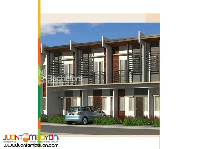 TownHouse 2storey as low as P9,811k monthly equity in Carcar Cebu