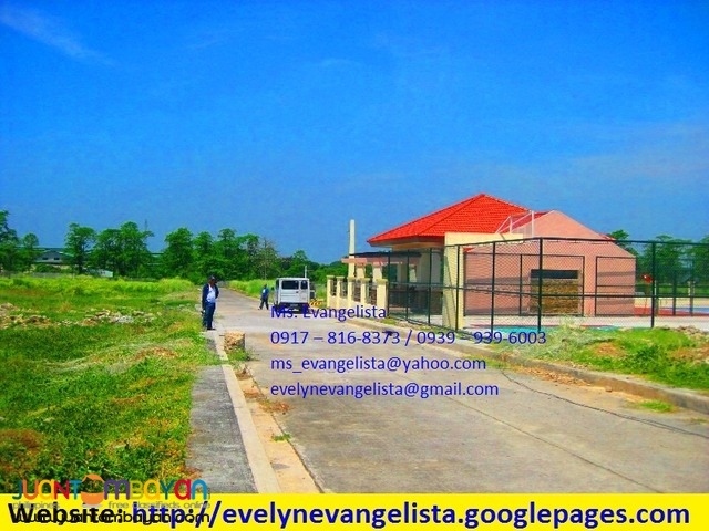 Glenrose North Bignay Valenzuela City @ P 5,000/sqm.