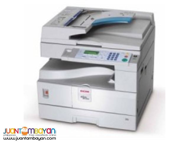 rent to own RICOH AFICIO MP1600 3in1
