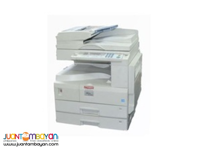 RICOH AFICOP MP2000 4in1