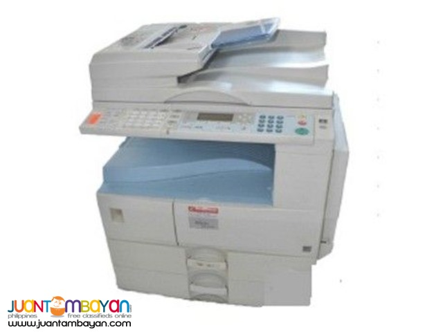 rent to own RICOH AFICIO MP2500 4in1