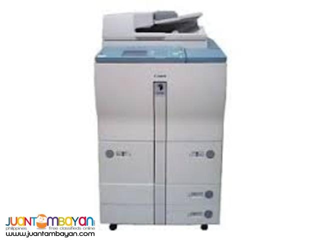 CANON IR5000 Copier and Printer