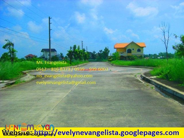 Woodside Garden Village Urdaneta, Pangasinan @ P 4,500/sqm.