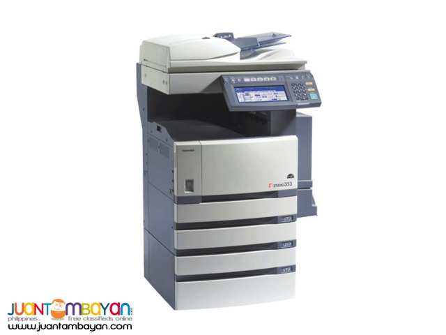 rental TOSHIBA E-STUDIO 230/280 DIGITAL COPIER