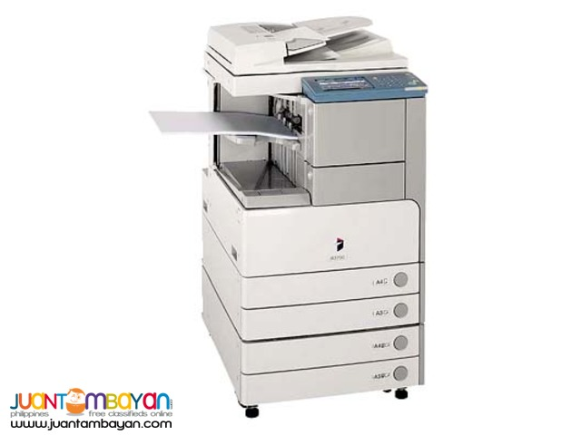 RENTAL CANON IR3570/4570 DIGITAL COPIER