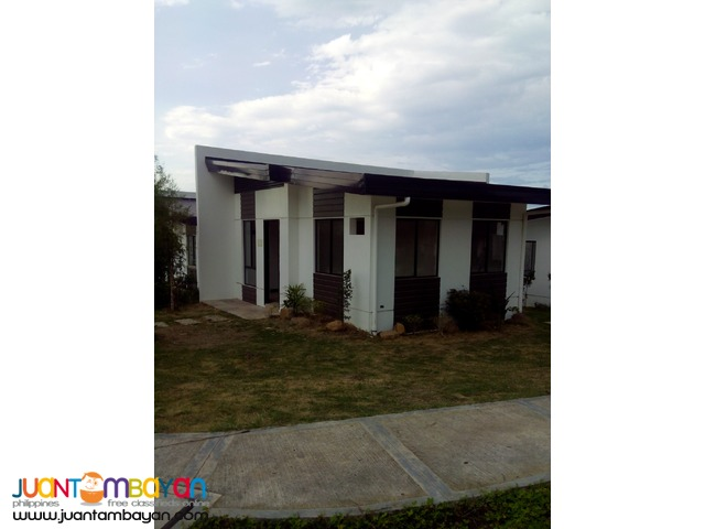 TWO BEDROOM HOUSE&LOT in ASPEN HEIGHTS