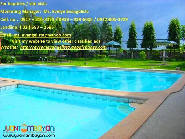 Southplains Phase 1 Dasmarinas Cavite @ P 4,700/sqm.