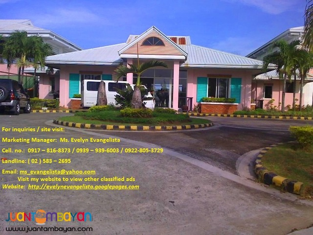 Southplains Phase 2E & 2F Dasmarinas Cavite @ P 4,700/sqm.