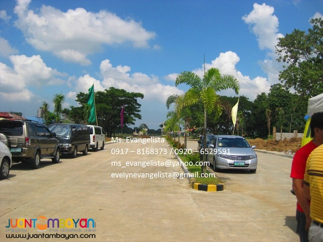 Sugarland Estates Trece Martires, Cavite @ P 4,700/sqm.