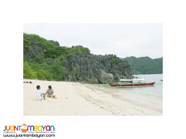 Mesmerizing Caramoan Tour Package