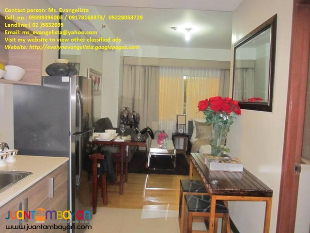 Condominium back of Sta. Lucia Mall Monte Carlo One Bedroom
