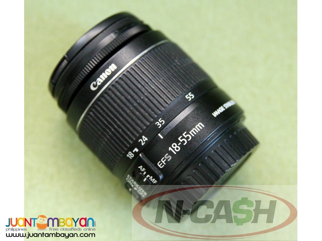 Camera Pawnshop by N-CASH - Canon EOS 600D 18-55 Kit