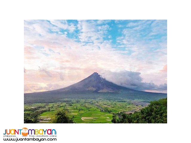 Majestic Bicol Tour Package