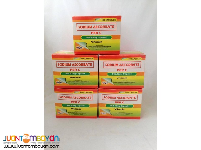 Per C alkaline vitamin C